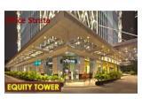 Jual Office Equity Tower, Luas 1800m2, Bisa beli Retail !!!