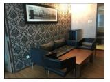 Sewa Office Space 254,50 m2 Fully Furnished Interior APL Tower at Central Park Jakarta Barat