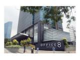 Di jual ruang kantor full furnished di area Senopati, Jakarta Selatan