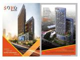 For Sale SOHO PANCORAN OFFICE SPACE, South Jakarta (Cheap Price / New Normal Price)