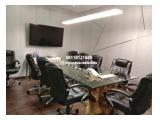 JUAL/SEWA: Office space furnished, modern, keren di Bakrie Tower