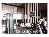 SOHO Pancoran, kantor ready harga Covid, BAYAR 10% langsung Operational ALDHO 0811.8078.168