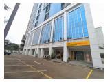 Di Jual RUKAN BUSINESS DISTRIET 4 Lantai Size 337 sqm dan 375 sqm (25 juta @meter) SCBD BSD CITY