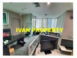 For Sale  Office 8 ( full furnished) lokasi SCBD Jual Murah ! Luas 188m2 Sudah Sertifikat Harga 10 M