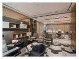 READY TO USE Dijual CEPAT Office Equity Tower SCBD Fully Furnished