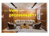 Dijual Office Space di Equity Tower at SCBD (Size 340 Sqm) Fully Furnished, hanya 65 juta per meter, SUDAH SERTIFIKAT