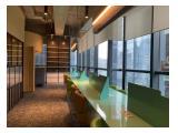 Dijual Office District 8 SCBD Jakarta Selatan – Furnished Bagus, Cicilan Terpanjang, Siap Huni 081703555757