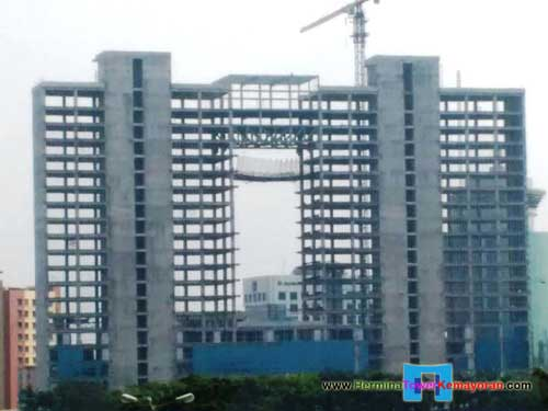 Jual Kantor Hermina Tower Office Space Hermina Tower For
