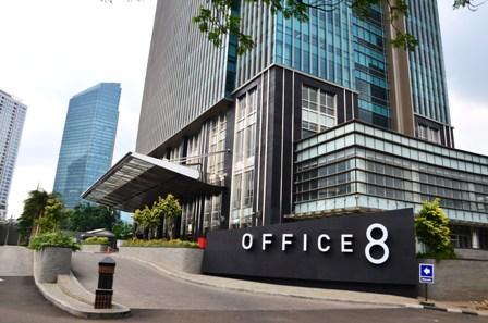 Sewa Kantor Office 8 -  SCBD Jakarta Selatan