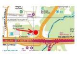 Alamanda Tower Map