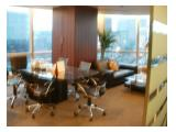 Dijual Ruang Kantor ( Office space ) Gedung The City Tower ( TCT ) Thamrin Luas 1600m Harga Bagus