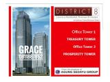 Jual OFFICE 8 - TREASURY TOWER - PROSPERITY TOWER @SCBD Sudirman