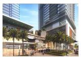 Dijual Office District 8 @SCBD - Luas 128m2 & 133m2.