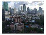 Jual Ruang Kantor The H Tower Luas 231 m2 Letak Hoek Unfurnished (Bare Condition) Lantai 17 Rasuna Said Kuningan Jakarta Selatan
