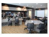 Jual Office Space Gandaria 8 Luas 135 m2 & 175 m2 & 310 m2  (42 juta/m2) Lantai 9 Semi Furnished Jakarta Selatan
