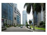 Jual Ruang Kantor di Equity Tower SCBD (Sudirman) – 221 m2 Furnished