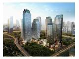 Dijual Office Space / Ruang Kantor di District 8 SCBD, Jakarta Selatan