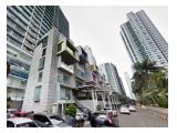 Dijual Office Space Sahid Office Boutique 6 Lantai LT 130/ LB 700 Sahid sudirman Samping Citiwalk ( Langka ) Very Good Investment