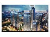 Dijual / Disewakan Office Space atau Ruang Kantor di District 8 SCBD Sudirman Jakarta Selatan