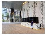 Dijual Brand New Office District 8, Treasury Tower @ Lot 28 SCBD – 1572 m2 Setengah Lantai, Stok Langka Jarang Ada