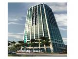 Jual Cepat Ruang Kantor di Grand Slipi Tower – 388 m2 Fully Furnished