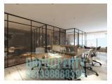 Dijual Office Treasury (131 m2) Harga : 57 jt/m2 incl tax ( Pribadi) Unit (318m2) Harga : 57 jt/m2 excl tax ( PT PKP).
