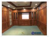 Jual dan Sewa Ruang Kantor Menara Sudirman (ada 6 Unit) Semi Furnished Dekat SCBD Area