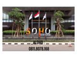 Office at SOHO Pancoran  ALDHO : 0811.8078.168