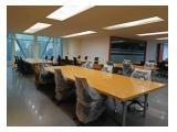 Dijual Ruang Kantor di Equity Tower – 973.8 m2 Harga Nego