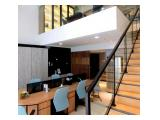 Dijual & Disewakan Office Modern SOHO Pancoran, Cicilan Hny 25 Juta/Bulan
