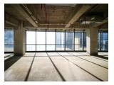 Dijual dan Disewa Office Space District 8, SCBD, Jakarta Selatan - All Type – Brand New / Bare Condition