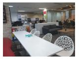 Jual Office Soho Capital at Central Park, Podomoro City, Tanjung Duren, Jakarta Barat.