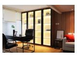 Dijual/Disewakan Kantor Masa Kini Full Furnished SOHO Pancoran, Cicilan Start 25 Jt Perbulan