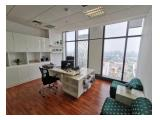 154Sqm Alamanda Office Tower dijual
