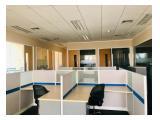 Dijual Ruangan Kantor / Office Space Full Furnished di Gedung Equity Tower SCBD Sudirman, Jakarta Selatan - 333.4 Sqm - Best Price!!!!