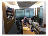 Ruang Kantor di Grand Slipi Tower Jakarta Barat