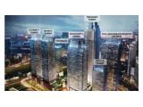 Dijual Office Tower Treasury – District 8 @ SCBD Jakarta Selatan – 133, 141 & 439 Sqm