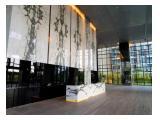 DIJUAL: Office DISTRICT 8 SCBD TREASURY Tower 133 m DIJAMIN TERMURAH 55 Juta/m
